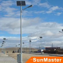 Außenbeleuchtung CER RoHS Zustimmung 30W Solar Power LED Straßenlaterne