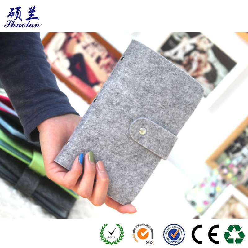 High Quality Felt Card Organizer