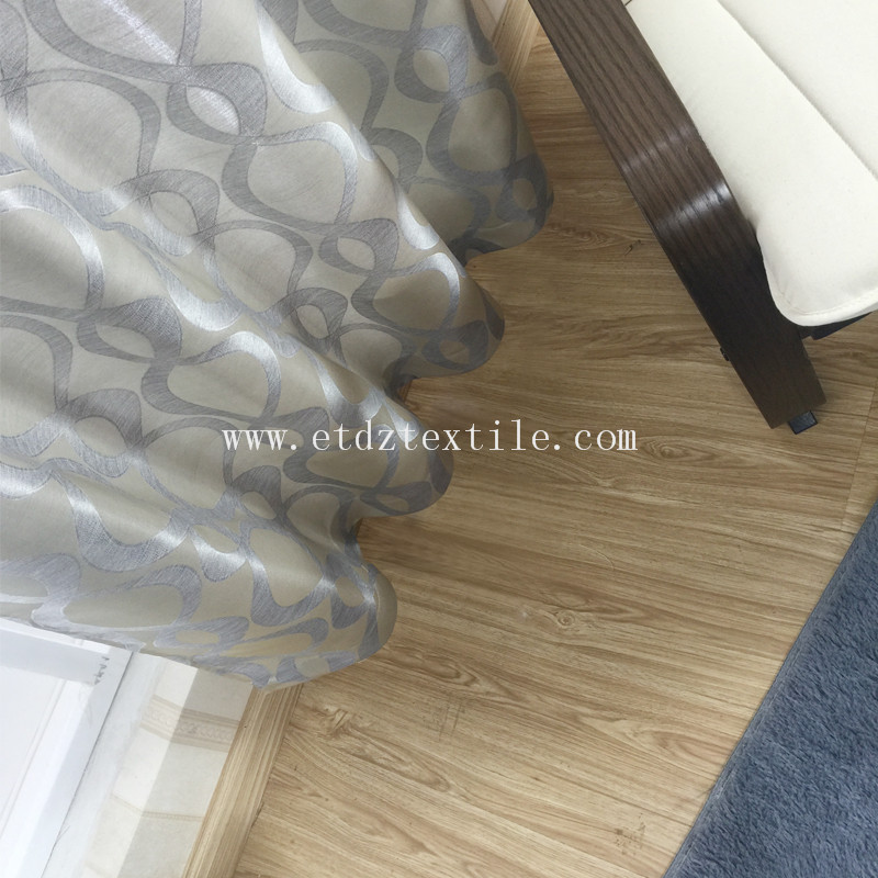 HIGH GARDE JACQUARD FABRIC FOR WINDOW