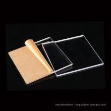 OLEG 100% Virgin PMMA Cast Cutting Acrylic Plexiglass Sheet Small Size 4x8 Rigid Customized Glossy 1220*2440mm 1.2g/cm3