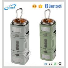 Ipx5 altavoz impermeable 3W * 2 Bluetooth altavoz de Flsahlight