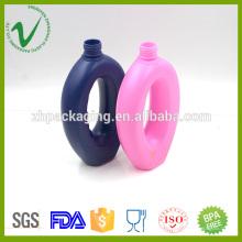Новая дизайнерская оптовая пустая пластиковая бутылка для спортивного напитка