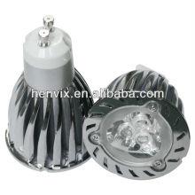 High Power 2700k Led Spotlight Gu10 3W 6W 9W