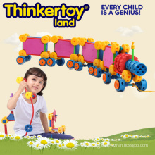DIY Plastic Toy Teaching Mathematical Skills