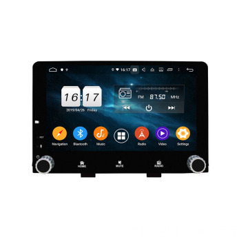 2018 Rio Android 9.0 Car Audio