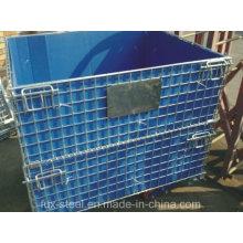 Cage de stockage normale, cage en acier