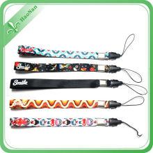 Bandes ou bracelets promotionnels de bande de main de bande imprimée par logo fait sur commande
