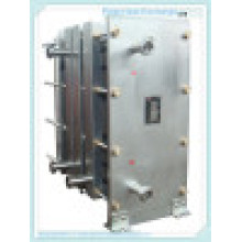 Plate Heat Exchanger for Sea Water Desalination