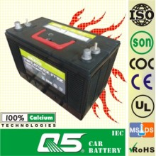 SS86, 12V90ah, Austrália Modelo, Auto Storage Maintenance Free Car Battery
