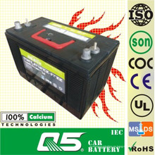 Batería de BCI-31DT 12V100 ~ 120AH MF usada en maquinaria de excavación