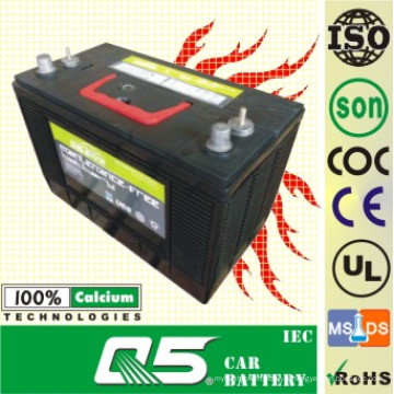 Batterie de BCI-31DT 12V100 ~ 120AH MF utilisée dans des machines d'excavation