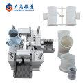 Tipo de Y del moldeo a presión plástico industrial de la aduana que moldea el tipo molde de la instalación de tuberías del enchufe Y