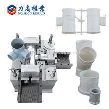 professional custom pipe fitting joint plastic mould