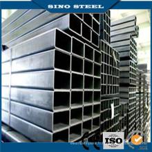 Tuyau en acier galvanisé prépeint Q235 Q195 pour matériau de construction