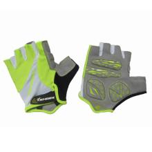 Meio dedo Mitt Fitness Fingerless Training Cycling Bike Sports Glove
