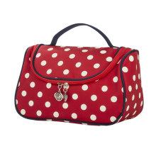 2021 Custom Hot Sale  Cute Travel Toiletry Organiser Make up Bag Case Canvas Cosmetic Bag for Girls