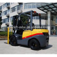Preço diesel do caminhão de empilhadeira do estilo de 3 toneladas TCM, de alta qualidade, com CE / ISO