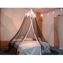 Новый дизайн Клоун Зонтик Двуспальная кровать Москитная сетка