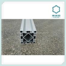 Perfil de aluminio extrusionado para líneas de ensamble