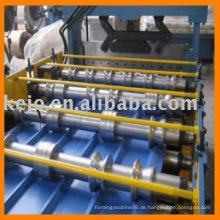 Farbe Stahl Fliesen Umformmaschine