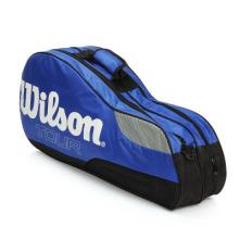 Factory OEM Red Fashion Custom Tennis Racket Bag Sports Bag