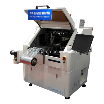 Full Auto RFID Flip Chip Mounting Machine