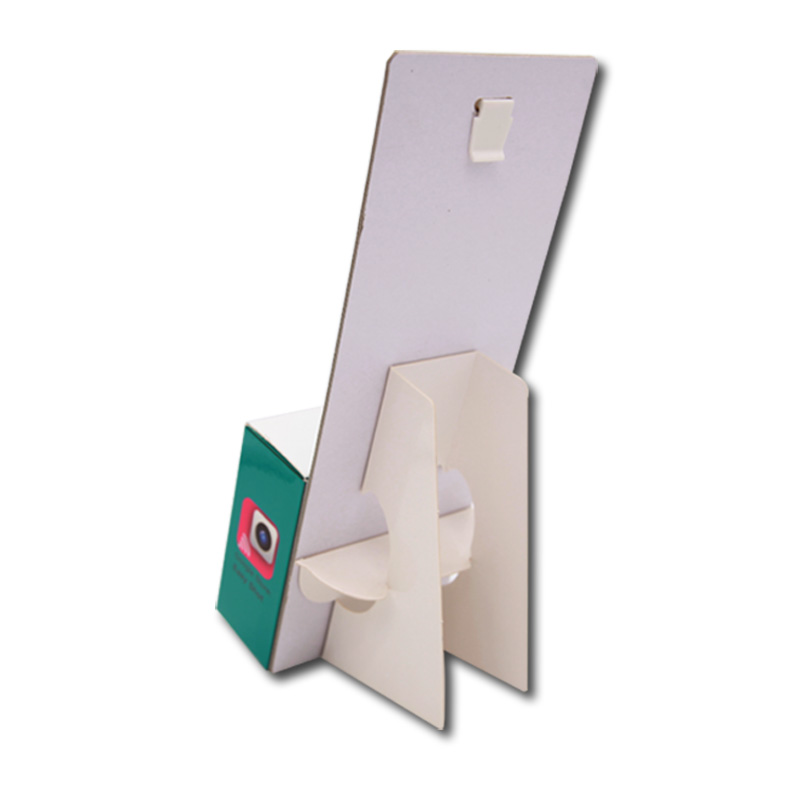 Cheap Recyclable Advertising Display Stand