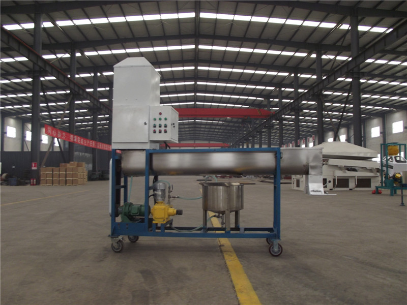5BY-5B seed treating equipment