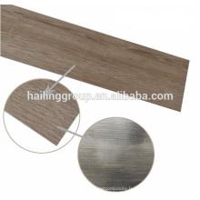 waterprooof pvc sec planches de plancher de vinyle avec prix usine