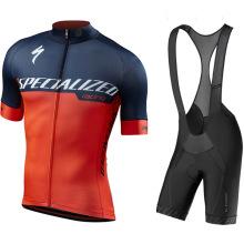 Jersey de ciclismo más barato colorido de moda