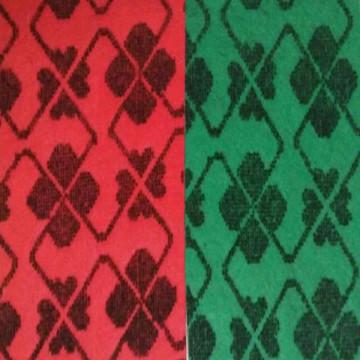 Коврик для двойного цвета иглопробивного ковра для ковра выставки