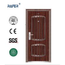 Nouvelle porte en acier de conception et de vente chaude (RA-S073)