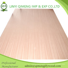 Beautiful Color and Grain Sapele Fancy Plywood From Linyi