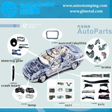Stamping Tool Design & Manufacture for Automotive Industry