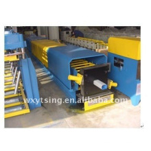 pipe roll forming machine with PLC control and hydraulic station