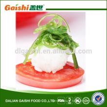 produits d'algues comestibles congelés au japon --- salade d'algues congelées