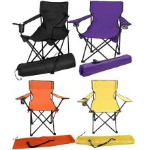 Silla de camping plegable promocional en venta
