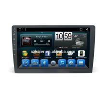Usine directement! Quad core! Android 6.0 dvd de voiture pour un lecteur dvd de voiture universel avec écran capacitif de 10 pouces + 360Degree