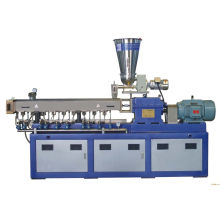 Wpc Wood Plastic Composite Extrusion Machine , Water Cooled Extruder For Plastic
