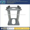 cnc machining q235 fabrication frames