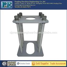 CNC-Bearbeitung q235 Fertigungsrahmen