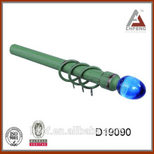 2013D19090Decorative Telescopic Glass Curtain Rod