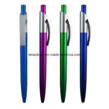 Bolígrafos de plástico de promoción (LT-PEN-006)