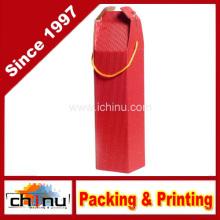 Вино Бумажная сумка (2330)
