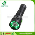 LED rechargeable flashlights 240 lumens aluminum materials led flashlight torch