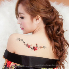 Beautiful Hand Shoulder Body Tattoo Designs for Women
