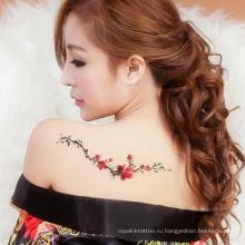 Красивые руки разработки плеча татуировки тела для женщин