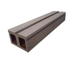 60*40mm Wood Plastic Composite Joist with CE, Fsg SGS, Certificate