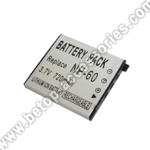 Casio Camera Battery NP-60