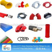 Concrete pump spare parts or accessories